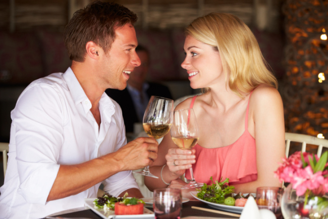 Re-live your first date