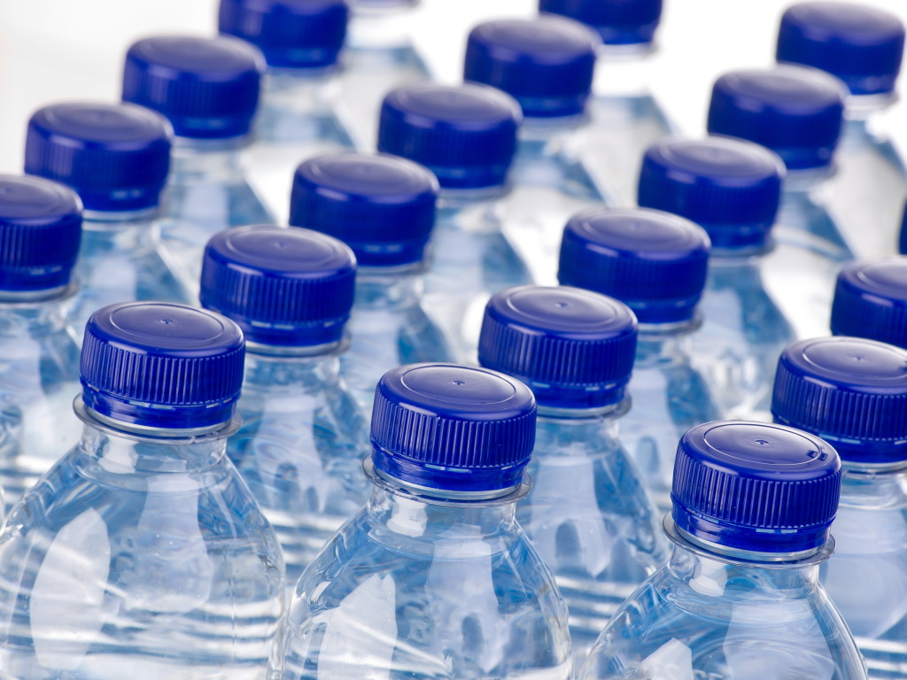 Americans consume 1,500 bottles of water