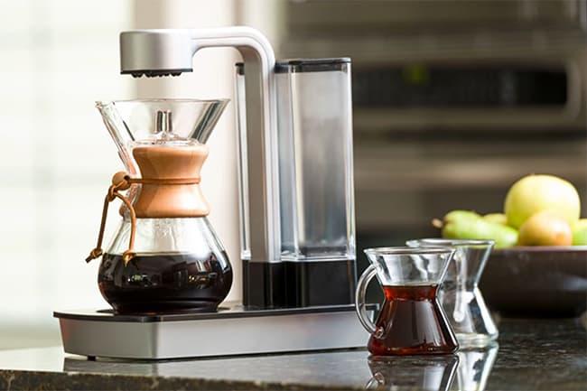 Keep your coffee maker sanitary