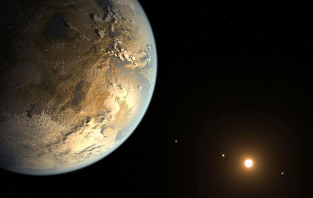Our planets oceans are unique thanks to the goldilocks zone we inhabit
