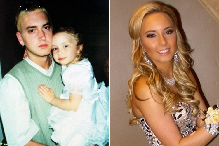 Hailie Jade Scott Mathers