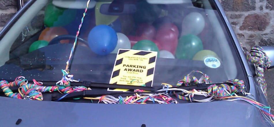 Parking Award