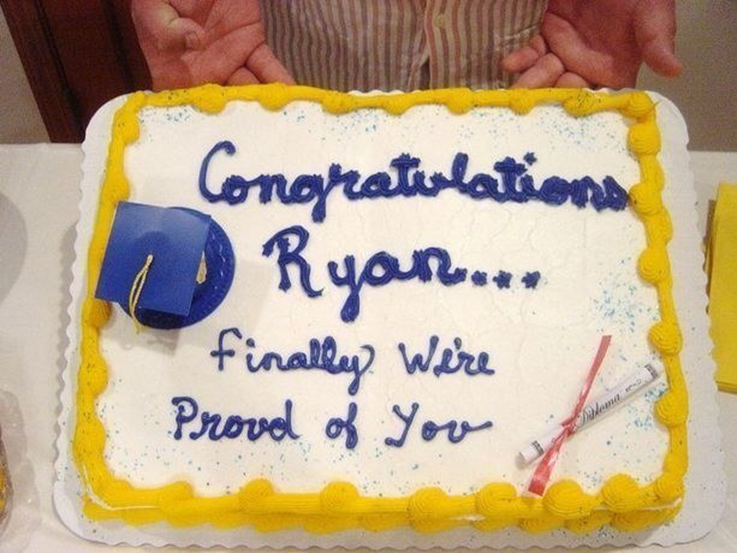 Hilarious Cake Messages That Are Winning As They Re Failing