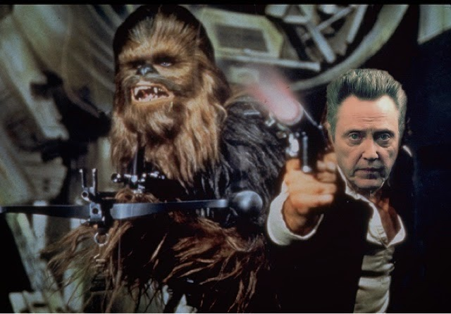 Christopher Walken Star Wars