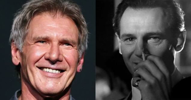 Harrison Ford Schindlers List