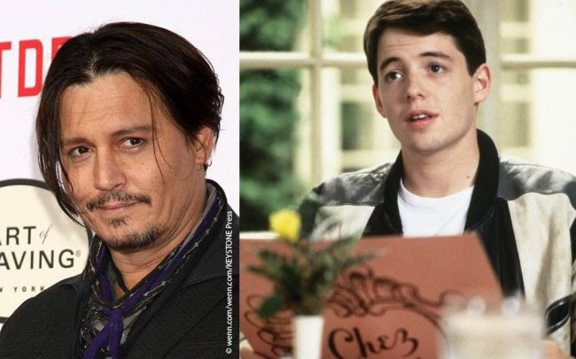 Johnny Depp Ferris Buellers Day Off