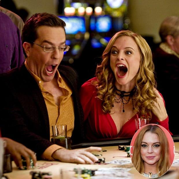 Lindsay Lohan The Hangover