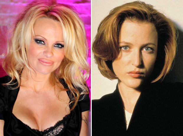 Pamela Anderson The X Files