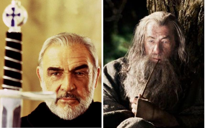 Sean Connery Lord Of The Rings