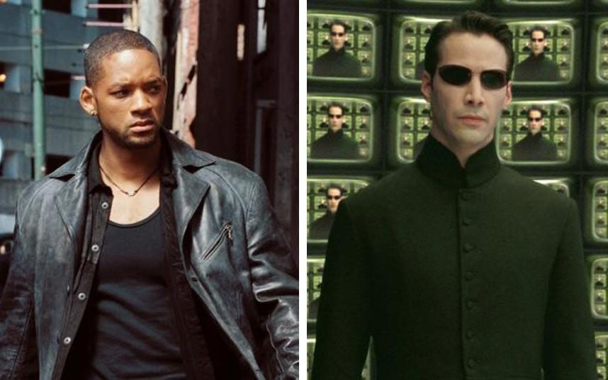 Will Smith The Matrix