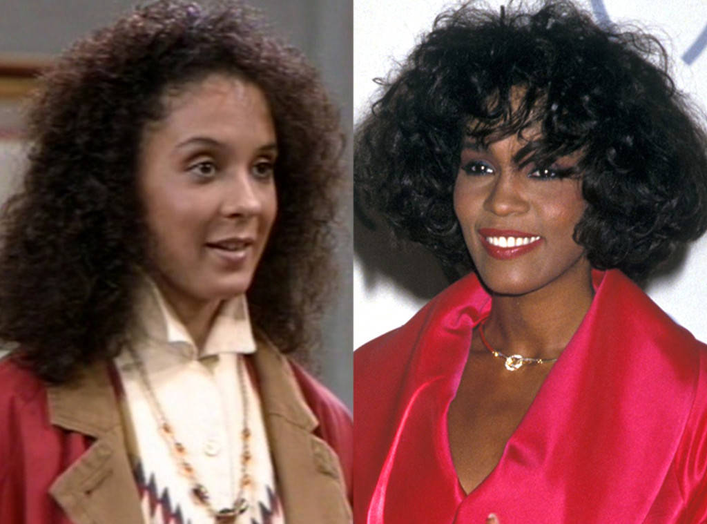 Whitney Houston The Cosby Show