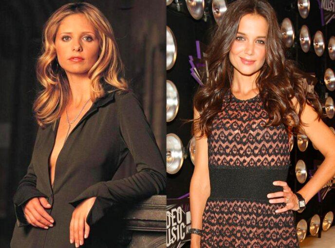 Katie Holmes Buffy The Vampire Slayer