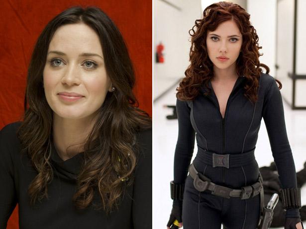Emily Blunt Iron Man 2