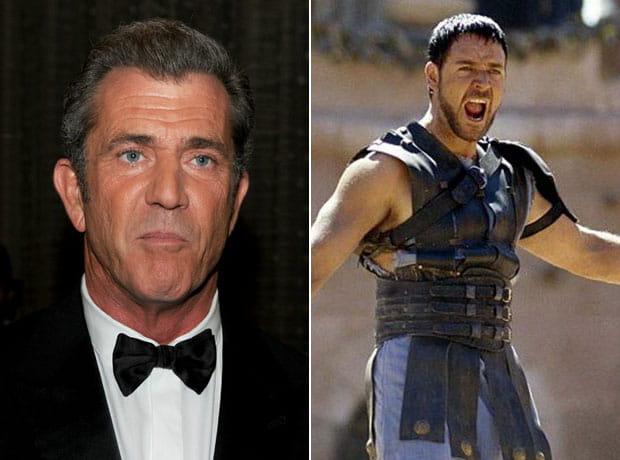 Mel Gibson Gladiator