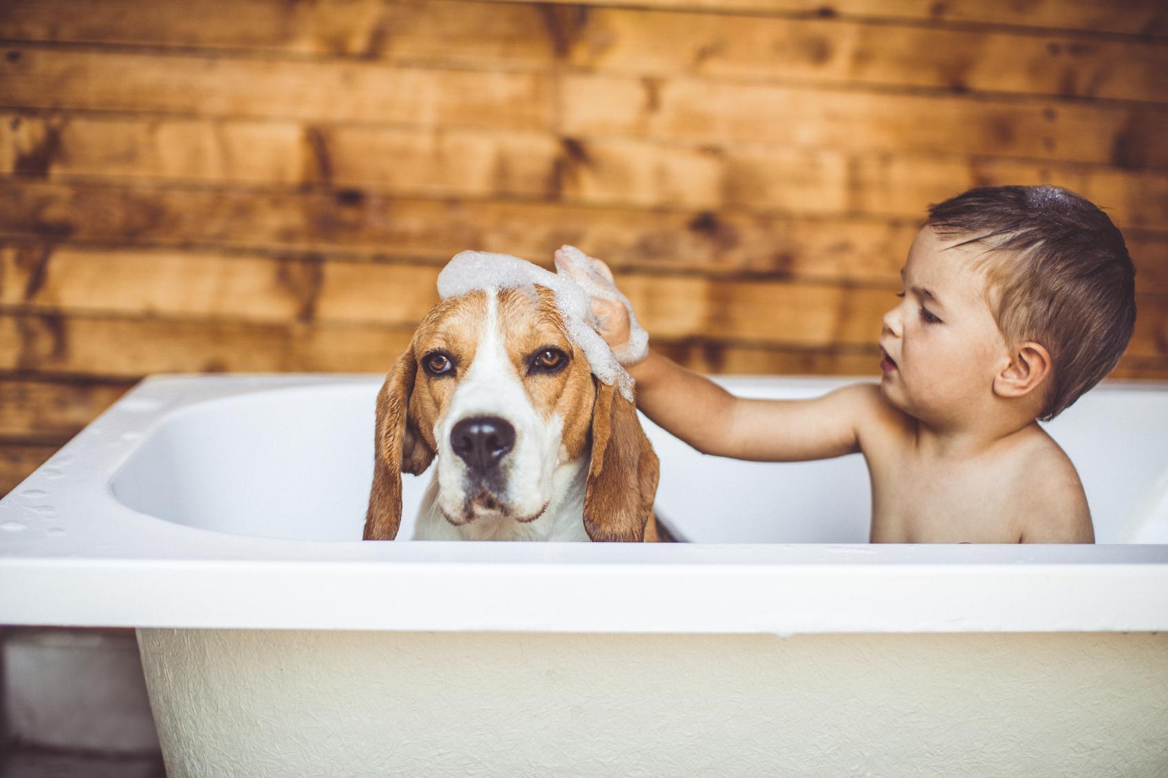 Bath Buddies