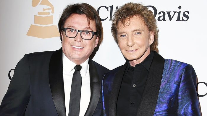 Barry Manilow Garry Kief
