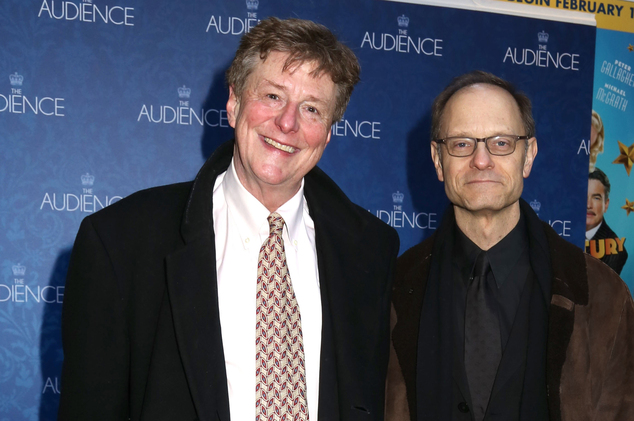 Brian Hargrove, David Hyde Pierce