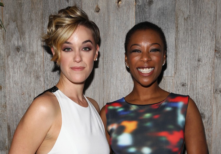 Samira Wiley & Lauren Morelli