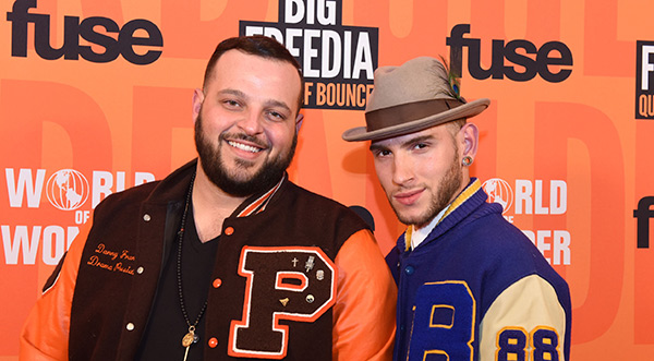 Daniel Franzese And Joseph Bradley Phillips