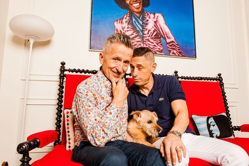 Jonathan Adler And Simon Doonan