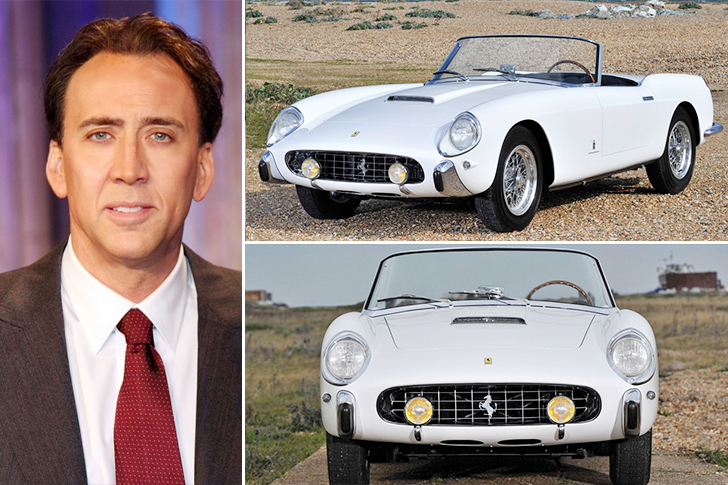 The Eye Popping Luxury Cars Owned By The Biggest Celebs Page 17 Of
