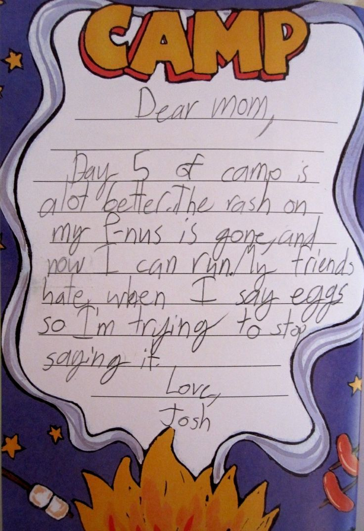 One Day At Camp