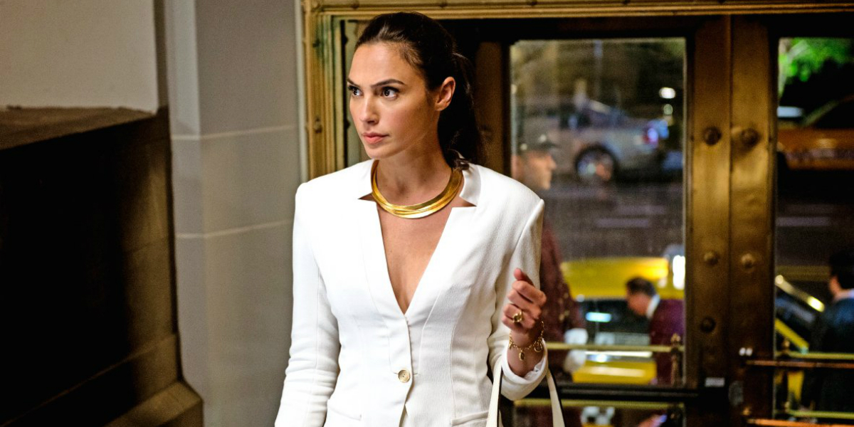 Gal Gadot Reveals Why Wonder Woman Doesnt Wear Red