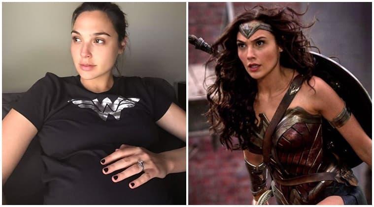 Preggo Wonder Woman