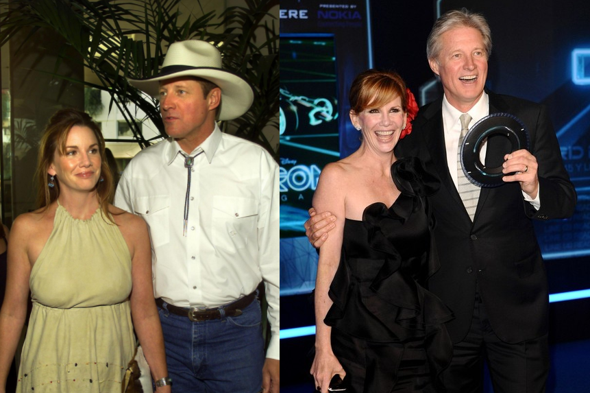 Bruce Boxleitner And Melissa Gilbert