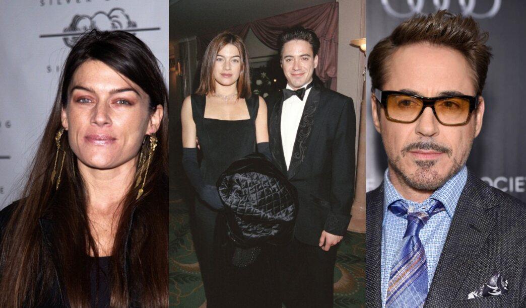 Robert Downey Jr. And Deborah Falconer