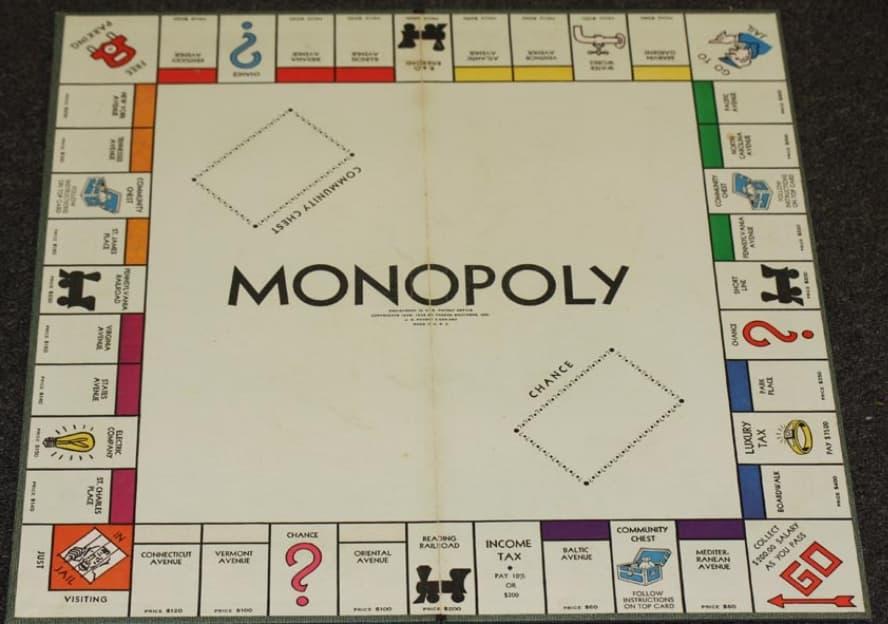 The Original Monopoly