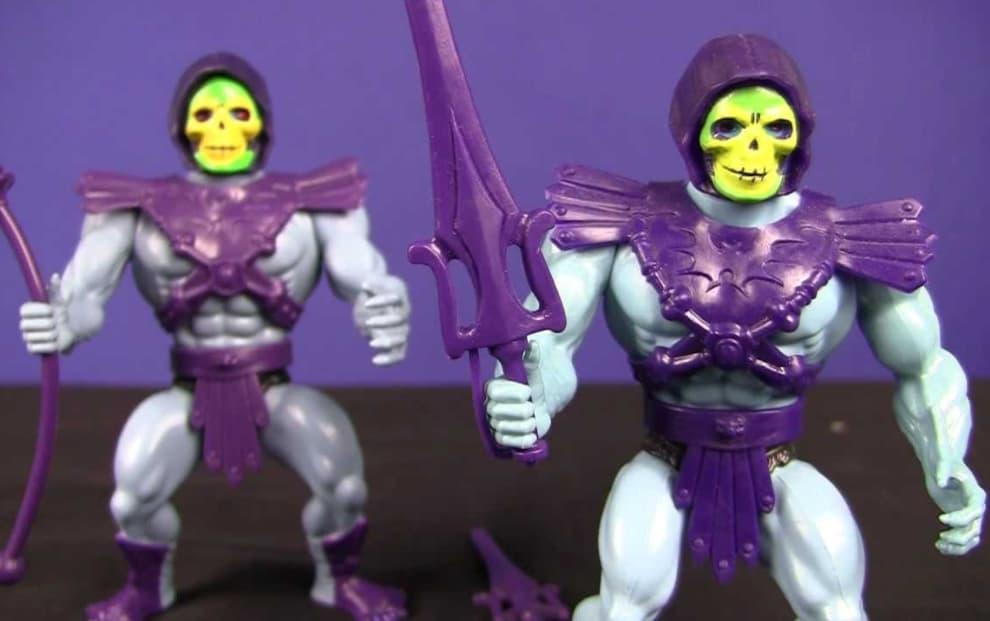 1982 Skeletor Action Figure