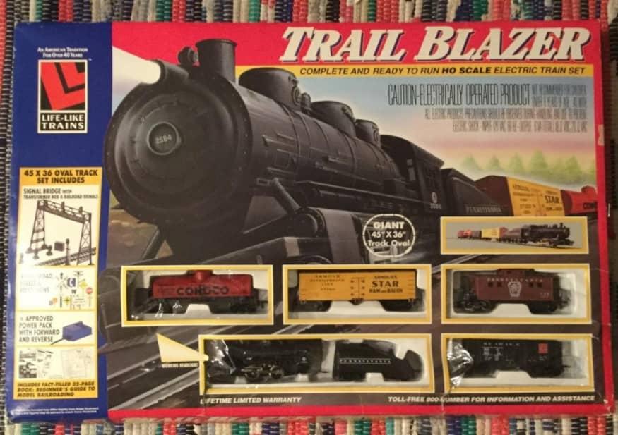 "Lionel's Pennsylvania ""Trail Blazer"" Train Set"
