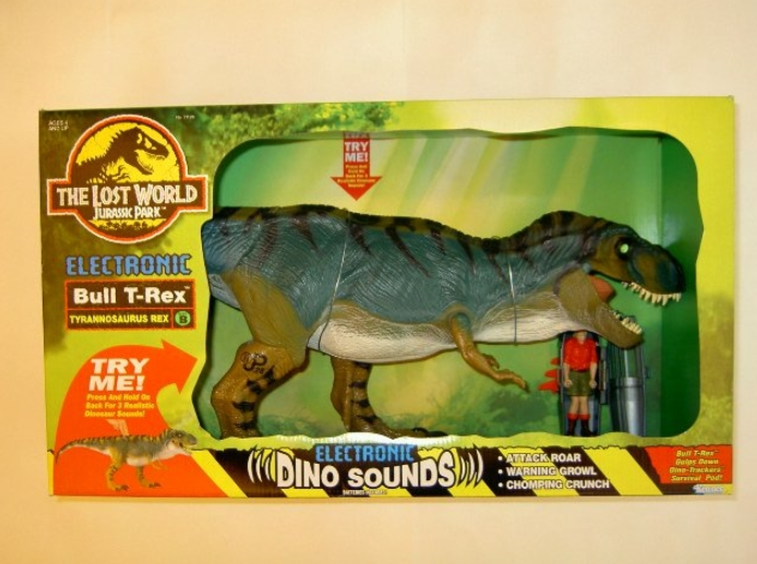 Jurassic Park Figures