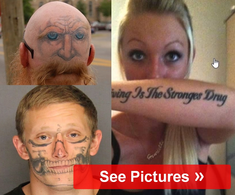Hysterical Tattoo Fails That Are Very Permanent Journalistate Vote up the most unfortunate tattoo fails below, and be glad you didn't make the same choices as these people. hysterical tattoo fails that are very