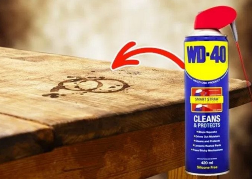 Clearing Stains From Wood