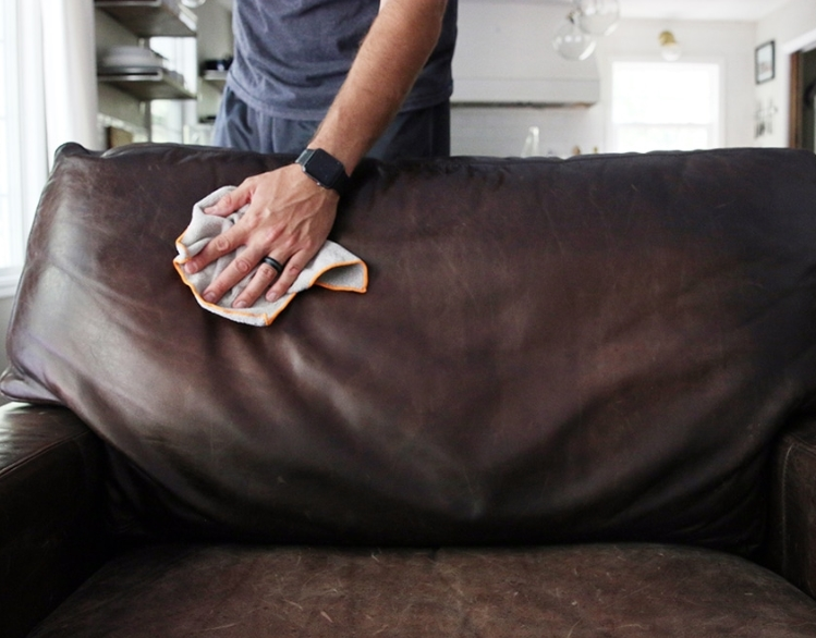 Preserving Leather Sofas