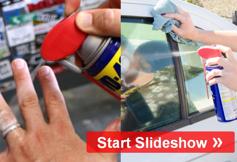 30 Brilliant Uses For WD 40 Who Would Have Thought