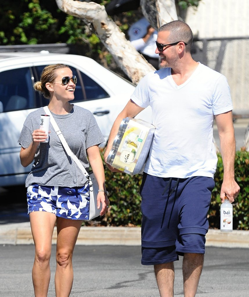 Reese Witherspoon And Jim Toth