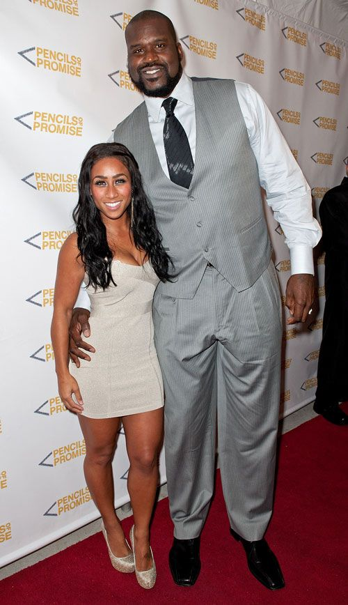 Nicole Alexander And Shaquille ONeal