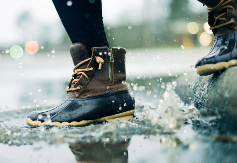 Waterproofing Your Shoes