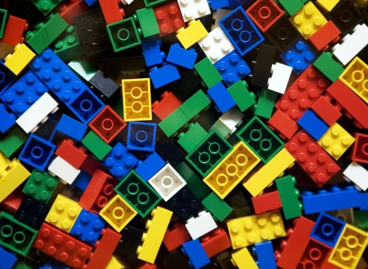 Separating Lego
