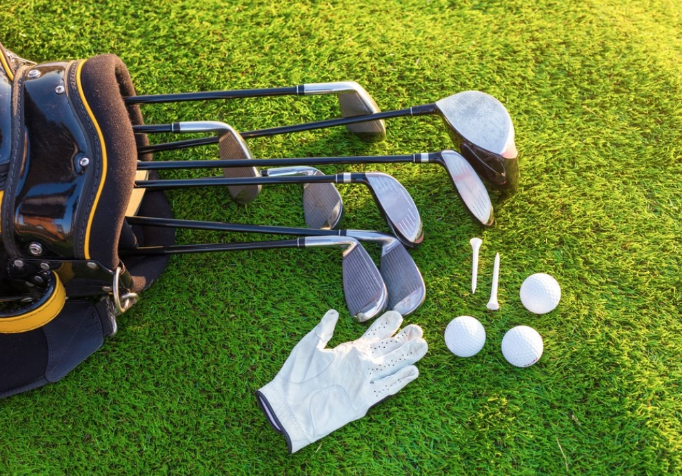 Preventing Golf Clubs From Rusting