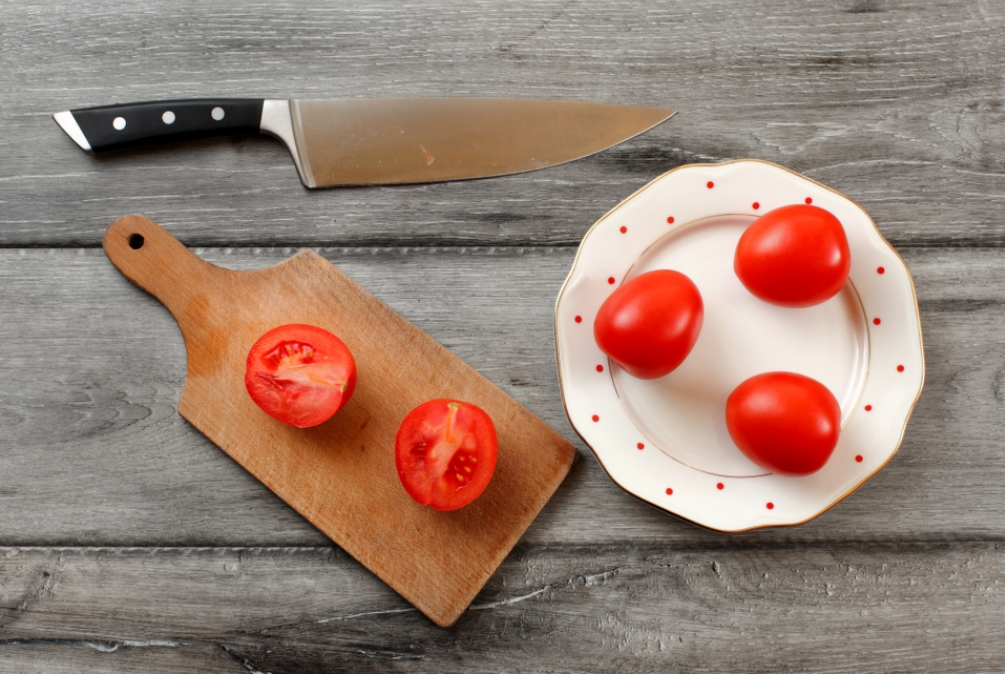 Getting Rid Of Tomato Stains