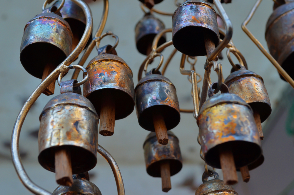 Preventing Wind Chimes Rust