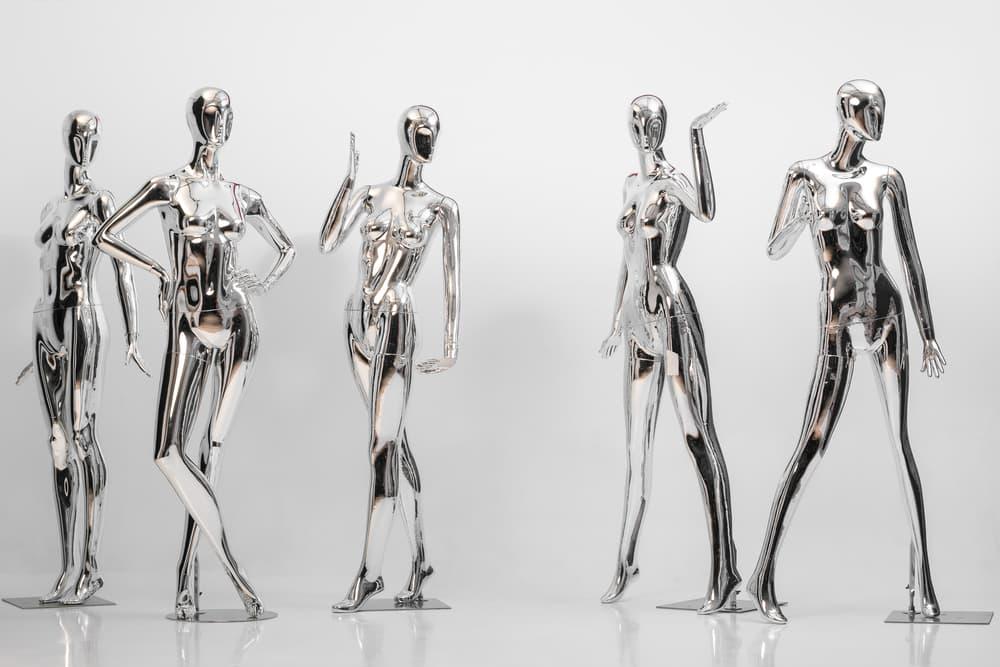 Restoring Metal Figurines