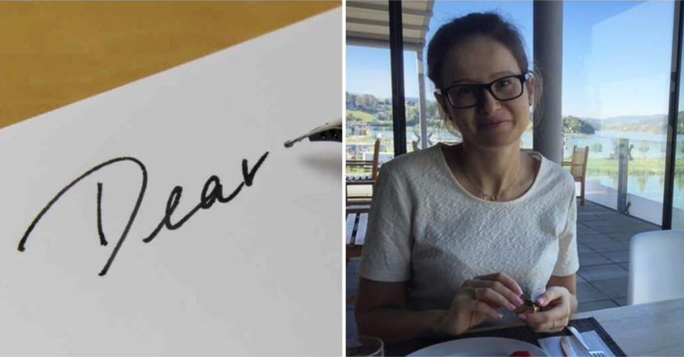 The Heartbreaking Letter